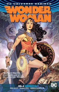 WONDER WOMAN TP VOL 04 GODWATCH (REBIRTH)