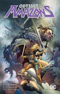 ODYSSEY OF THE AMAZONS TP
