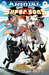 SUPER SONS ANNUAL #1