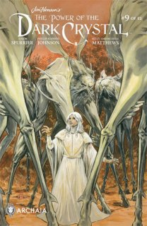 JIM HENSON POWER OF DARK CRYSTAL #9 (OF 12)