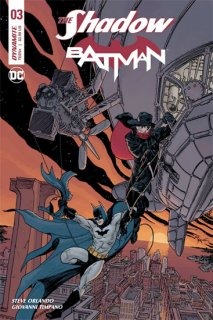 SHADOW BATMAN #3 (OF 6) CVR A KALUTA