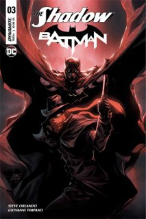 SHADOW BATMAN #3 (OF 6) CVR D TAN