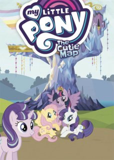 MY LITTLE PONY CUTIE MAP TP