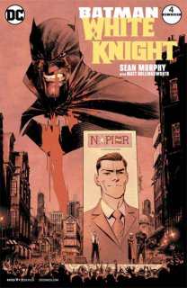BATMAN WHITE KNIGHT #4 (OF 8)
