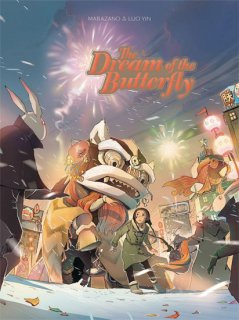 DREAM OF THE BUTTERFLY GN VOL 01 RABBITS OF THE MOON