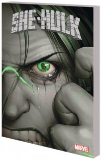 SHE-HULK TP VOL 02 LET THEM EAT CAKE