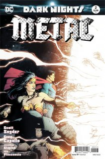 DARK NIGHTS METAL #2 (OF 6) 3RD PTG