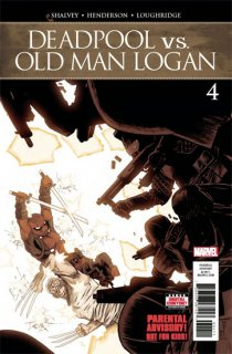 DEADPOOL VS OLD MAN LOGAN #4 (OF 5)