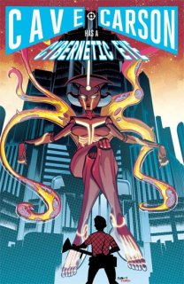 CAVE CARSON HAS A CYBERNETIC EYE TP VOL 02