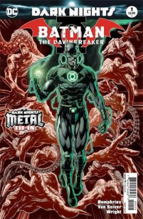 BATMAN THE DAWNBREAKER #1 3RD PTG METAL【再入荷】