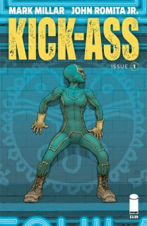 KICK-ASS #1 CVR D QUITELY