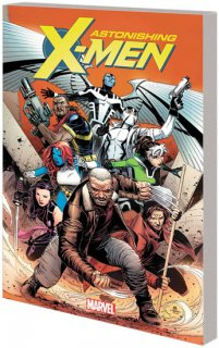 ASTONISHING X-MEN BY CHARLES SOULE TP VOL 01 LIFE OF X【遅延入荷】