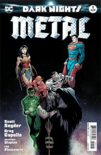 DARK NIGHTS METAL #1 (OF 6) 3RD PTG【再入荷】