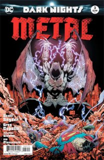 DARK NIGHTS METAL #3 (OF 6) 2ND PTG【再入荷】