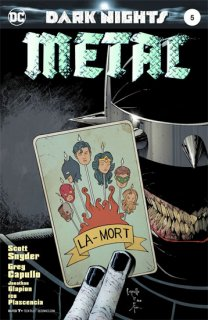 DARK NIGHTS METAL #5 (OF 6)【再入荷】