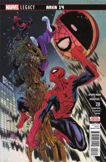 SPIDER-MAN DEADPOOL #28 LEG