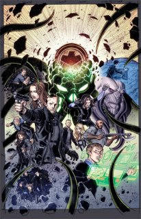 INFINITY COUNTDOWN #1 (OF 5) AGENTS OF SHIELD ROAD TO 100 VA