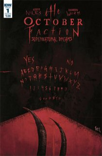 OCTOBER FACTION SUPERNATURAL DREAMS #1 CVR B WORM
