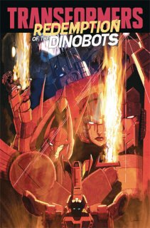 TRANSFORMERS REDEMPTION OF DINOBOTS TP