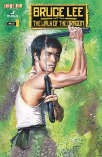 BRUCE LEE WALK OF THE DRAGON ONE SHOT