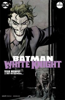 BATMAN WHITE KNIGHT #7 (OF 8)