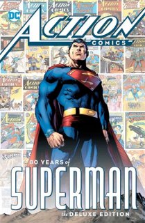 ACTION COMICS 80 YEARS OF SUPERMAN HC