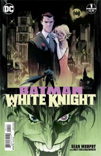 BATMAN WHITE KNIGHT #1 (OF 8) 4TH PTG【再入荷】