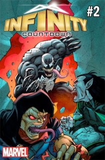 INFINITY COUNTDOWN #2 (OF 5) VENOM 30TH VAR LEG