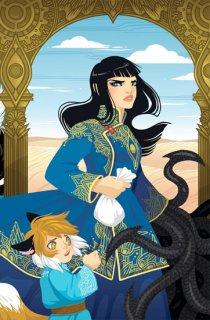 MONSTRESS #15 CVR B VIRGIN WRAPAROUND【再入荷】