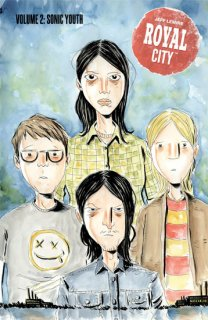 ROYAL CITY TP VOL 02 SONIC YOUTH【遅延入荷】
