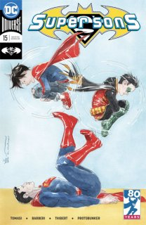 SUPER SONS #15 VAR ED