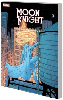 MOON KNIGHT LEGACY TP VOL 01 CRAZY RUNS IN FAMILY