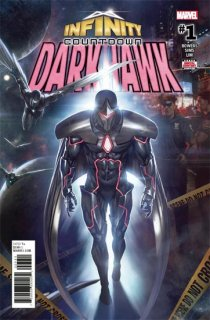 INFINITY COUNTDOWN DARKHAWK #1 (OF 4)