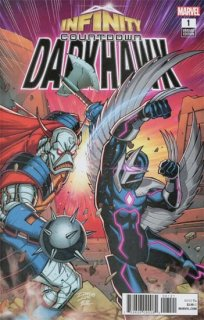 INFINITY COUNTDOWN DARKHAWK #1 (OF 4) LIM VAR