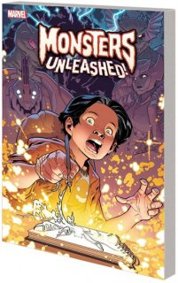 MONSTERS UNLEASHED TP VOL 02 LEARNING CURVE