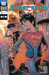 SUPER SONS #16