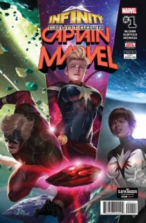 INFINITY COUNTDOWN CAPTAIN MARVEL #1