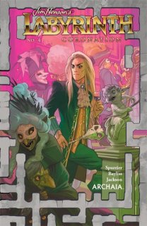 JIM HENSON LABYRINTH CORONATION #4 (OF 12)