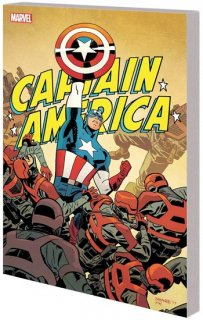 CAPTAIN AMERICA BY WAID AND SAMNEE TP VOL 01 HOME OF BRAVE