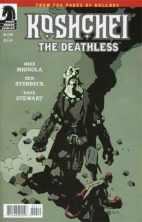 KOSHCHEI THE DEATHLESS #6 (OF 6)