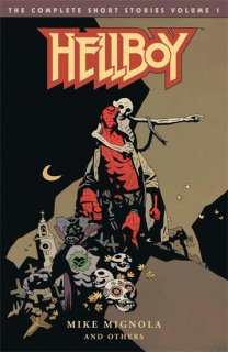 HELLBOY COMPLETE SHORT STORIES TP VOL 01