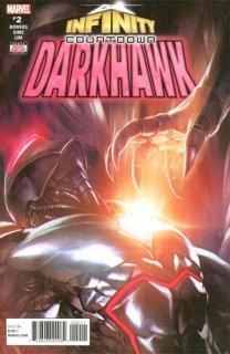 INFINITY COUNTDOWN DARKHAWK #2 (OF 4)