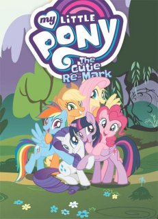 MY LITTLE PONY CUTIE RE-MARK TP