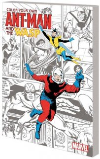 COLOR YOUR OWN ANT-MAN AND WASP TP【遅延入荷】