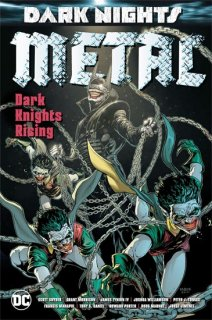 DARK NIGHTS METAL DARK NIGHTS RISING HC