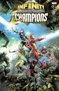 INFINITY COUNTDOWN CHAMPIONS #1 (OF 2)