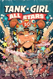 TANK GIRL ALL STARS #1 (OF 4) CVR A PARSON