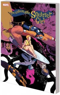 UNBEATABLE SQUIRREL GIRL TP VOL 08 MY BEST FRIENDS SQUIRREL