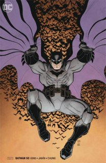 BATMAN #50 ARTHUR ADAMS VAR ED