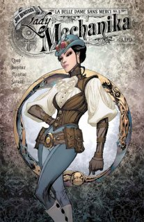 LADY MECHANIKA DAME SANS MERCI #1 (OF 3)